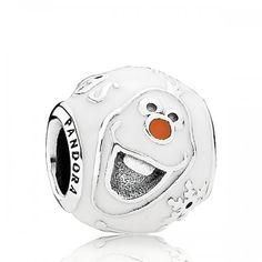 [FASCINATING-PANDORA_S448] PANDORA Disney Olaf Charm Outlet