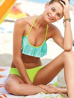 Flow top bikini, perfect