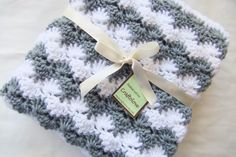 Crochet baby blanket Baby Boy Blanket Baby girl by craftolove, $69.99