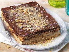 Greek Sweets, Greek Desserts, Party Desserts, Greek Recipes, Snack Recipes, Dessert Recipes, Cooking Recipes, Kolaci I Torte, Banoffee