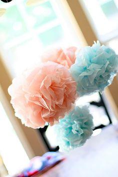 Tissue Pom Pom