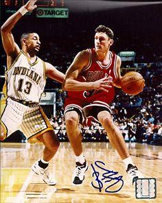 Chicago Bulls - Brent Barry : 1999