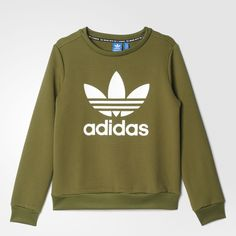 adidas - Trefoil Crew Sweatshirt