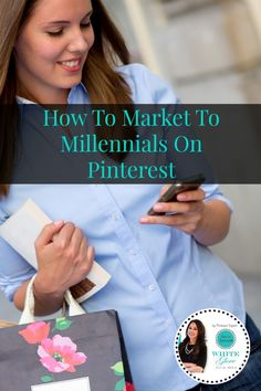 Pinterest Expert Shares How to Market to Millennials on Pinterest (Research). Did you also know that they make up the majority of Pinterest users and they have a lot of money to spend! CLICK HERE to read the full article http://www.whiteglovesocialmedia.com/pinterest-expert-shares-market-millennials-pinterest-research/ #PinterestTips #PinterestForBusiness http://480degrees.com/