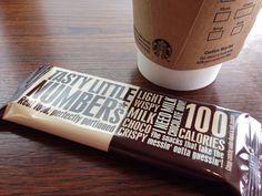 100 Calorie Chocolate Snack Bar