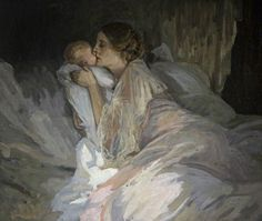 The Mother  Sir John Lavery, R.A.