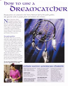 hedge riders how to use a dreamcatcher