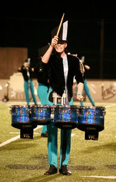 Drum Corps 2014 | pchagnon images | Carolina Crown