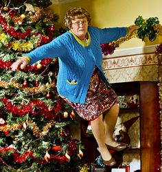 Mrs Brown Boys - Shite  I LOVE this show!!!!!!!!