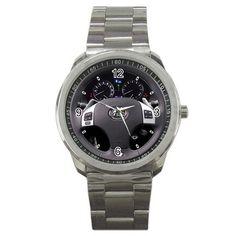 2011 Lexus IS 250 F Sport Steering Wheel Sport Metal Watch | Desainselling - Jewelry on ArtFire