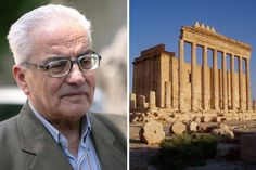 ISIS beheads prominent Syrian archeologist in ancient Palmyra, hangs his body #Syria