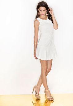 #moda #fashion #cabotine #essential #dresses #white