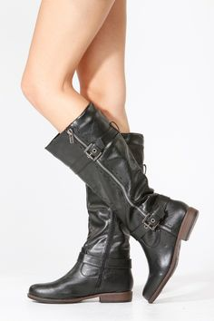 Biker Boots.. I really want these