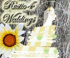 Rustic 4 Weddings is a website that has Rustic wedding supplies for sale.