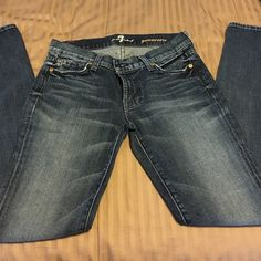 7 for all Mankind skinny jeans 7 for all Mankind gwenevere skinny jeans. Size 26. 7 for all Mankind Jeans Skinny