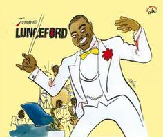 Cabu 2007 Jimmie Lunceford - Une Anthologie, 1934-1942 (Cabu Jazz Masters) [BDJazz CABU-522] #albumcover #portrait