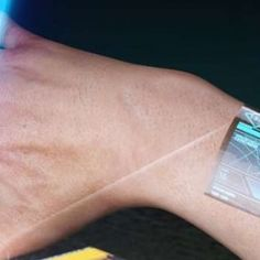 New Ultra-Thin Skin-Like Display You Can Wear On Your Wrist #innovation