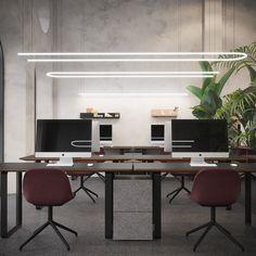 Удобный офис для молодой IT-компании