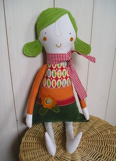 Sofie by krakracraft, via Flickr