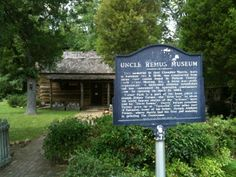 constructed of two slave cabins