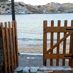 We are waiting for you in ! Outdoor Chairs, Outdoor Furniture, Outdoor Decor, Crete Greece, Waiting, Villa, Summer, Home Decor, Summer Time