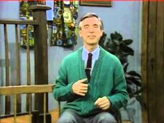 """MISTER ROGERS' NEIGHBORHOOD (1963-1969, various networks; 1970-2001, PBS, USA; theme """"Won't You Be My Neighbor?"""" by Fred Rogers; music by Johnny Costa) ****TOP 50**** As each year  passes I'm glad no sordid secrets have emerged about that sweater-wearing, kind-hearted gent, Mr. Fred Rogers, from the Land of Make Believe. Because we want to believe a man could be so pure and kind and unselfish. His jingly little theme music and song destroy your callousness. (KevinR@Ky)"""
