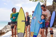 Best when starting early. Thanks girls, more days like this 😊🏄🏽♀️🏄🏽♀️ . . . . . . #bradhassurfbali #bali #indonesia #surf #surfer…
