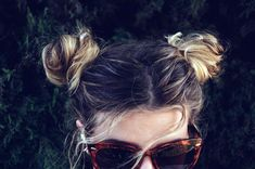 OOTD: two buns are better than one