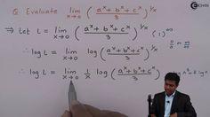 Learn Indeterminate Forms Online | Problem 1 based on Form 1^∞ | Ekeeda.com
