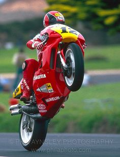 GP500 Randy Mamola. Remember him getting a podium on Spa Franchorchamps. Very emotional