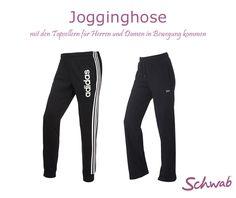 Die #Jogginghose ist der perfekte Begleiter auf dem Weg zum Training, für Sport im Freien oder Zuhause.