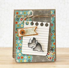 Designed by Laurie Schmidlin for Simon Says stamps using Paper Smooches Stamps. 2013