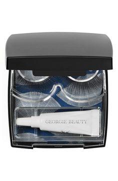 Georgie Beauty ™ Georgie Beauty™ 'La Starlette' Faux Lash Compact available at #Nordstrom