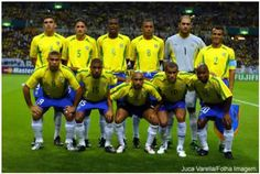 Fifa, Football Team Pictures, Brazil Team, Time Do Brasil, Brazil World Cup, Soccer, Goals, Soccer Players, Athlete