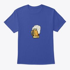 Discover Beer I Love Beer T-Shirt from Just Cool Stuff, a custom product made just for you by Teespring. - Beer Mug cartoon. For people who love beer. Perfect Image, Perfect Photo, Love Photos, Cool Pictures, Beer Shirts, Drinking Shirts, Order Prints, Cool T Shirts, Cool Designs