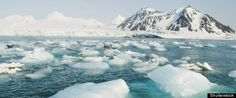Arctic Sea Ice Levels Hit Record Low | HuffPost