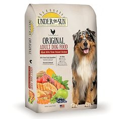 Under the SunTM Original Chicken Dry Dog Food, 5 lb. bag by Under the Sun *** You can find out more details at the link of the image.