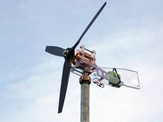 Home-made wind turbine essentials for homeowners. How to get started if you're thinking of developing your own wind power from home.