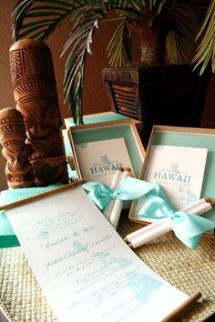 Hawaii wedding invitations wedding-ideas