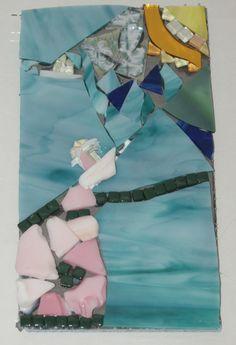 Land Sea & Sky Mosaic