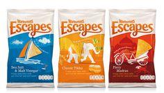 Warburtons Escapes - snacks