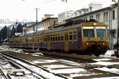 欧州国鉄① Dreamworks, Switzerland, Trains, Electric, The Unit, Europe