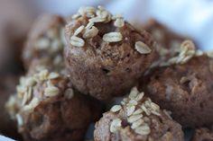 Cinnamon Sweet Potato Muffins with Oatmeal Streusel