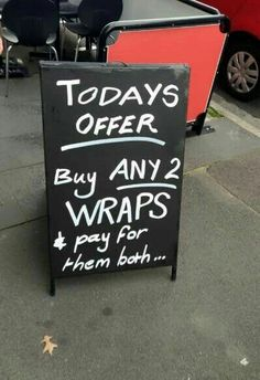 What a deal