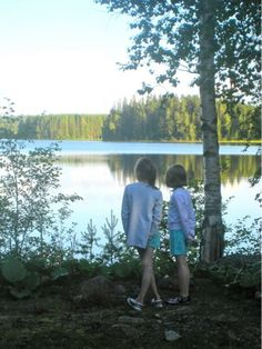 Finland Beautiful Scenery, Beautiful Pictures, Make Beauty, Sweden, Cabin, River, Adventure, Couple Photos, Places