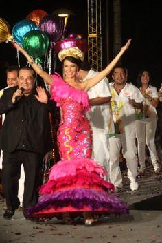 Carnaval 2012, Santa Cruz, Bolivia