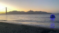 Golden Gate Bridge, Beach, Water, Outdoor, Image, Gripe Water, Outdoors, Seaside, Outdoor Games