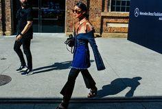 The Best Street Style from Australian Fashion Week Fall 2015