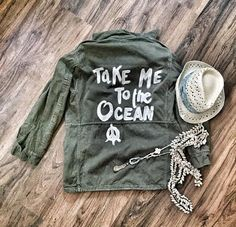 if you want to be Boho-Chic you need one of my Jacket!!!!Kaki or denim !!!!You have to choose:- size- sentence- kaki or denim And i realize it just for you !!!!