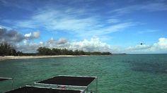 Seaplane around Small Hope, Andros, Bahamas. Henry and Shelby Ruzakowski 11/7/2013